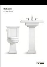 Kohler Bathroom Collections Book
