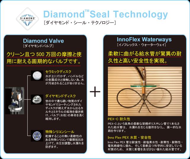 Diamond Seal Technology