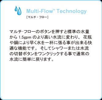 Multi-Flow Technology