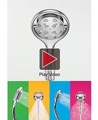 Flipside Shower Head
