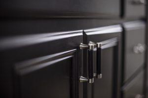 メリラット輸入キッチンの施工事例:麻布の家