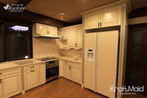 クラフトメイド輸入キッチンの施工事例:千葉の家