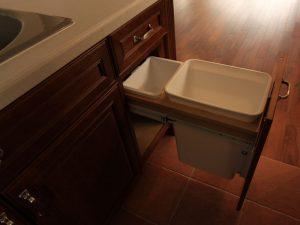 メリラット輸入キッチンの施工事例:自由が丘の家