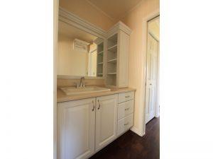 メリラット輸入キッチンの施工事例:小平の家