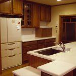 メリラット輸入キッチンの施工事例:豊田(愛知)の家