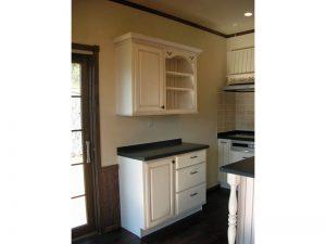 クラフトメイド輸入キッチンの施工事例:相模原の家